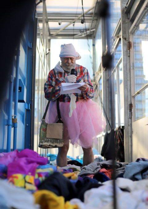 Anleitung zum Umgang mit Obdachlosen