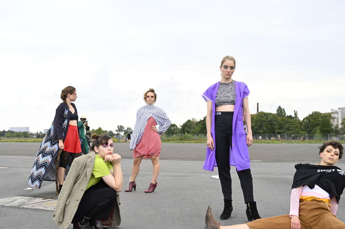 LaMoel | Ana | Deborah Klassen | Sarah Nevada Grether | Annelie ©Anja Grabert